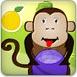 饥饿的小猴子