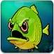 食人魚深海飛躍
