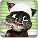 汤姆猫受伤后