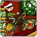 圣誕精靈自行車