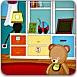 逃出可爱泰迪熊房间
