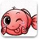 气泡小鱼吃星星