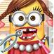 女版小黄人看牙医
