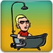 双人浴盆赛车