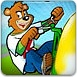 水上小熊競速大賽