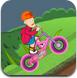 光頭強騎單車