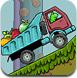 青蛙開車送水果