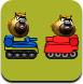 熊出没坦克大战