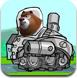熊大熊二瘋狂坦克
