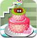 新奇的婚禮蛋糕
