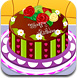 女孩的生日蛋糕