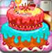 精美的生日蛋糕