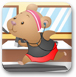 爱运动的小仓鼠