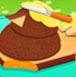 可爱小鸡蛋糕