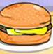 超级乳酪汉堡