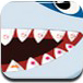 给鲨鱼做牙齿护理