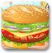 超级奶酪大汉堡