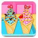 制作蛋卷冰淇淋