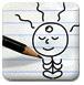 铅笔画小人17
