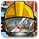 汤姆猫变身消防员