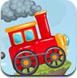小火车上山