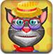 打扮会说话的汤姆猫