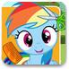 彩虹小馬的創意美發