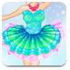 漂亮的芭蕾公主