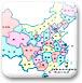 中国地图拼图
