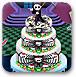 怪物高的婚禮蛋糕