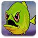 飞扬的恐怖食人鱼