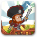 憤怒的海盜頭子