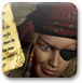 时尚海盗女郎