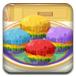 跟莎拉学做彩虹蛋糕
