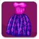 芭比公主的花衣服