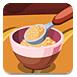 烤鸡蛋蜂蜜小面包