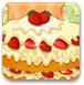 制作草莓起酥蛋糕
