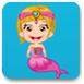 美人鱼宝贝海底找钻石