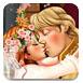安娜偷偷接吻