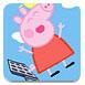 粉红小猪跳跳跳