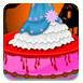 芭比的万圣节蛋糕