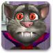 会说话的汤姆猫有趣的万圣节