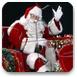 圣诞老人送礼物拼图