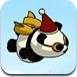 飞飞熊猫吃饼干圣诞版