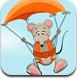 小老鼠降落伞