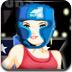 女拳擊手裝扮
