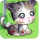 生病的小貓中文版