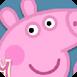 粉红猪装扮房间