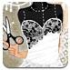 設計芭比的時尚婚紗