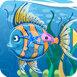 海底热带鱼逃脱